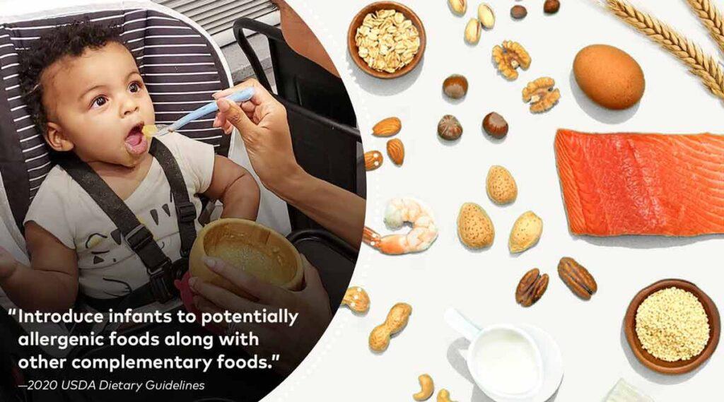 Διατροφικές Οδηγίες για τα Βρέφη